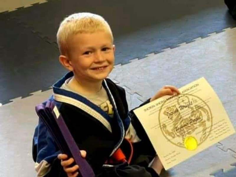 Kids Karate in Salem
