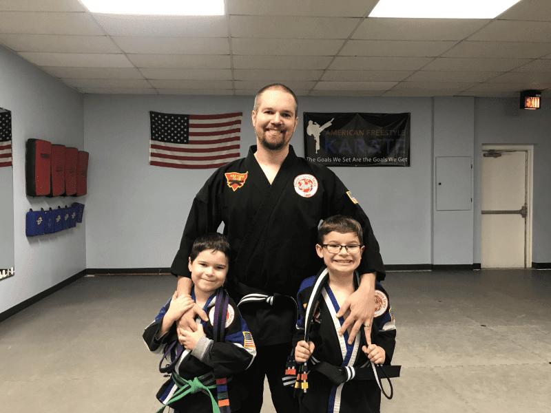 Kids & Family Karate in Salem