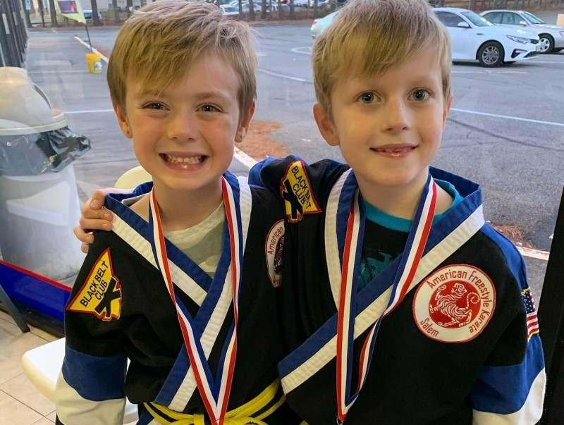 Preschool Karate in Salem