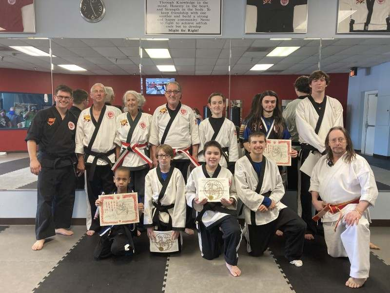 Teen & Adult & Family Karate in Salem